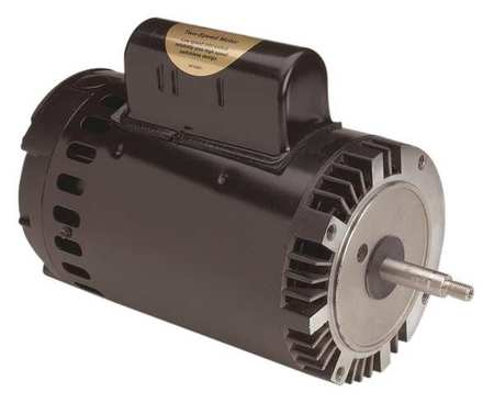 Pool Motor 1.5 1/5 HP 3450/1725 RPM 115V by USA Century Pool Pump Motors