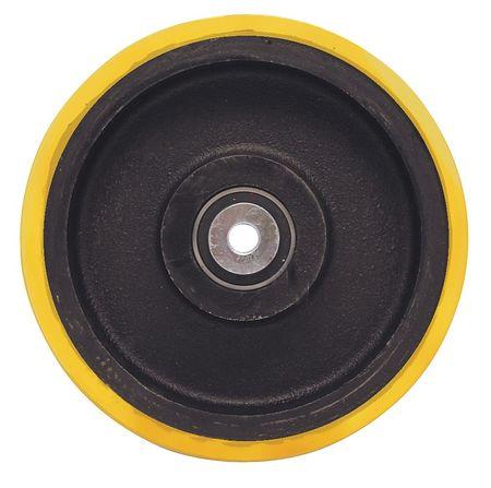 Value Brand Caster Wheel Polyurethane 8 in. 2200 lb.
