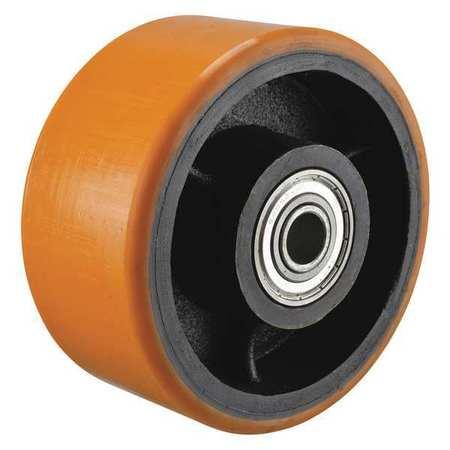 Value Brand Caster Wheel Polyurethane 6 in. 2900 lb.