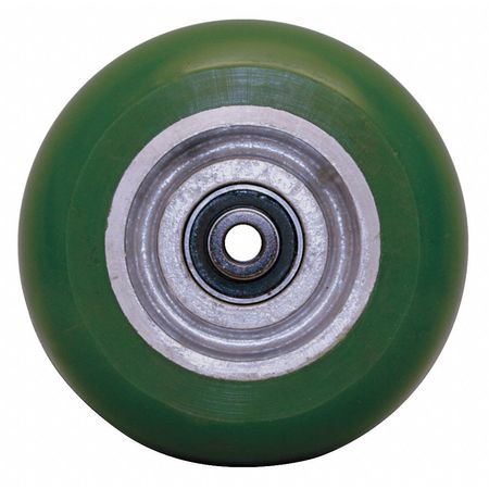 Value Brand Caster Wheel 8 in. 1500 lb. Green Type PM0822808
