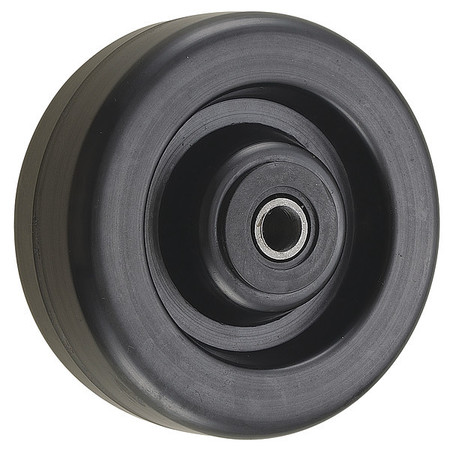 Value Brand Caster Wheel 5 in Precision Ball Bearing