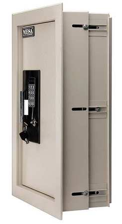 Electronic Locking Wall Safes