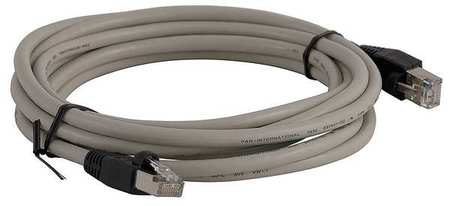 Communication Cable White 39 In. by USA Schneider Communication Cables