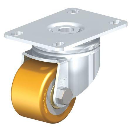 "Blickle Swivel Plate Caster PU 2"" 330 lb."