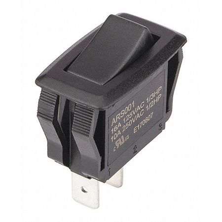 Rocker Switch Maintained Spst On Off by USA NSI Electrical Switch Accessories