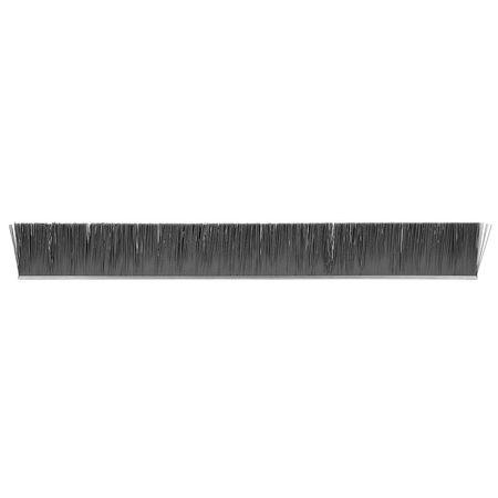 Tanis Strip Brush 5/16W 84 In L Trim 1 In PK10