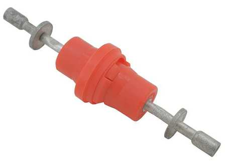 St Lght Dscnnct NonBrkwy Crimp FusHldr by USA Ideal Electrical Wire Terminals