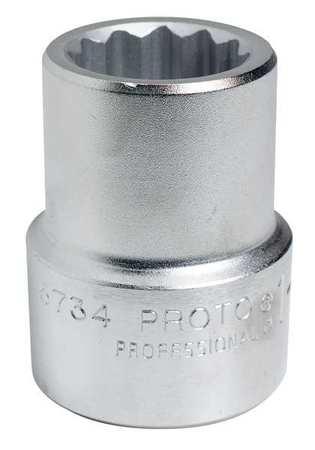 Proto Socket 1 in. Dr 2 7/16 in. 12 Pt.