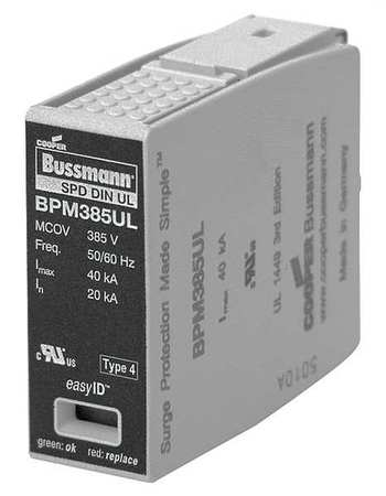 UL Replacement Module 600V MCOV by USA Bussmann Electrical Surge Protection Devices