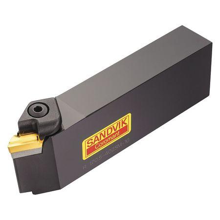 Neutral Cut Sandvik Coromant 151.2-24-25M Steel Tool block for blades