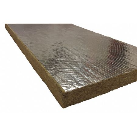 Roxul insulation wool foil backing 40260 for Mineral insulation
