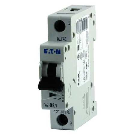 1P IEC Supplementary Protector 10A 277VAC Model FAZ D10/1 SP by USA Eaton Circuit Breakers