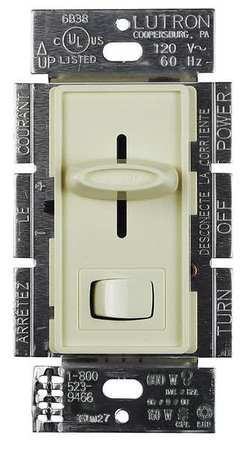 Lighting Dimmer Rocker/Slide 3 Way by USA Lutron Electrical Lighting Dimmers