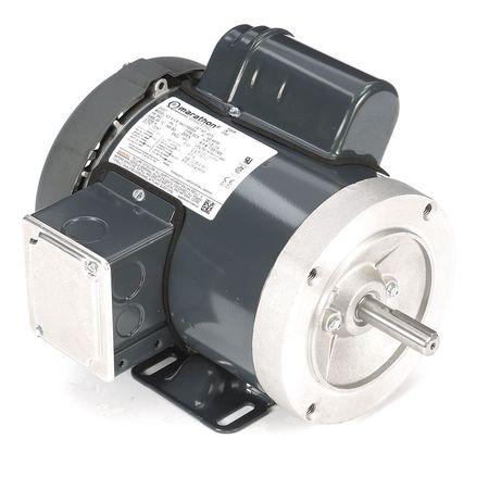GP Motor Cap Strt 1/3 HP 115/208 230 V Model 056C17F5320 by USA Marathon General Purpose Capacitor Start AC Motors