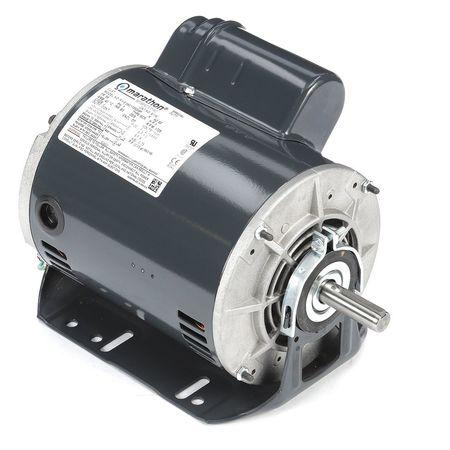 GP Motor Cap Strt 1/2 HP 115/208 230 V Model 056C34F5301 by USA Marathon General Purpose Split Phase AC Motors