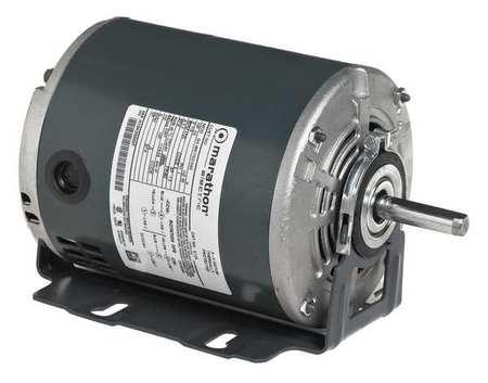 SP Motor Split Ph 60 Hz 1/2 HP by USA Marathon General Purpose Split Phase AC Motors