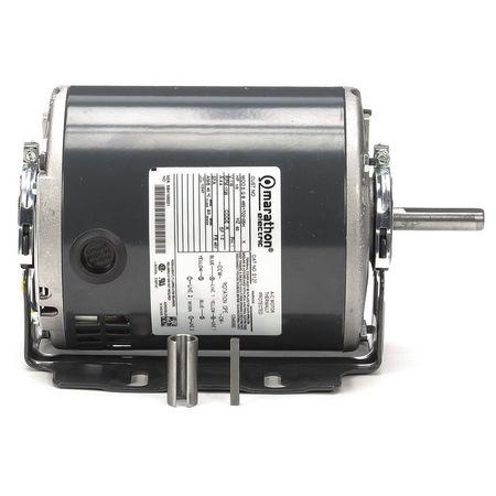 SP Motor Split Ph 60 Hz 1/3 HP Model 048S17D2105 by USA Marathon General Purpose Split Phase AC Motors