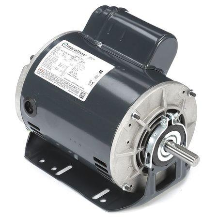 SP Motor Cap Strt/Ind Run 60 Hz 1 HP Model 056C17D5340 by USA Marathon General Purpose Capacitor Start AC Motors