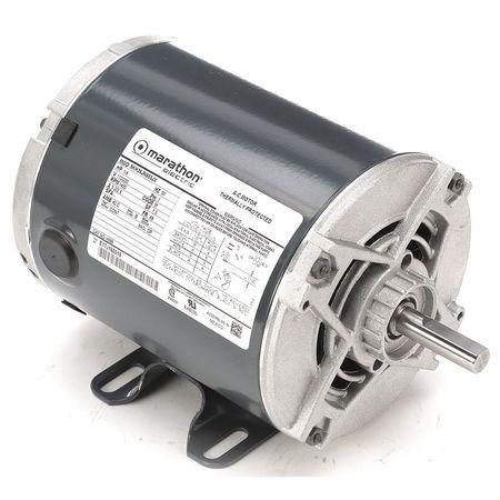 SP Motor Split Ph 1/4 HP 50 Hz by USA Marathon General Purpose Split Phase AC Motors