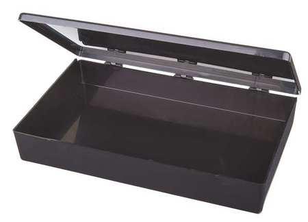 Esd Storage Box, 10-3/4 W X 6-7/16 L X 1-13/16 H