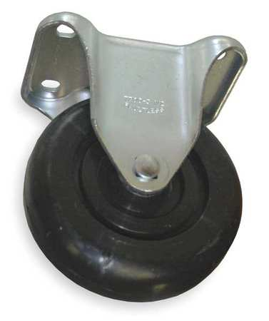 Rubbermaid Rigid Caster For Use With 4708 4712