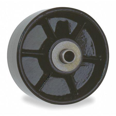 Value Brand Caster Wheel Cast Iron 1400 lb. Black