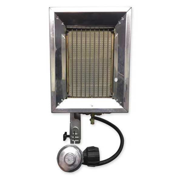 Portable Infrared Propane Heaters By Re Verber Ray Zoro Com