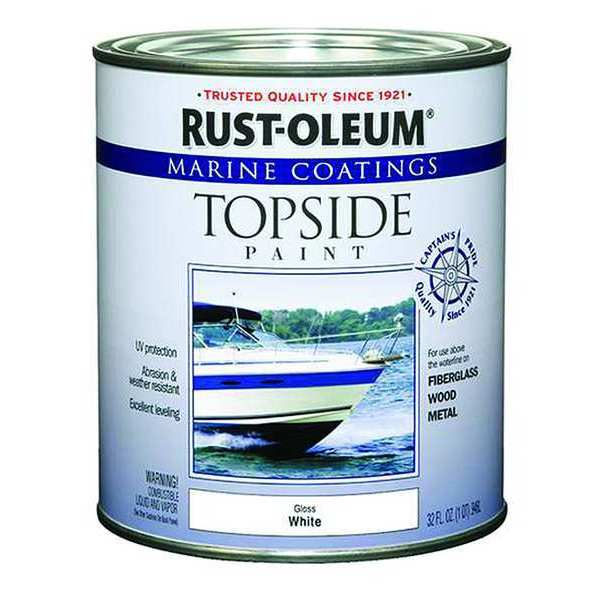 Rust oleum topside paint black alkyd 207006 for What are alkyd paints