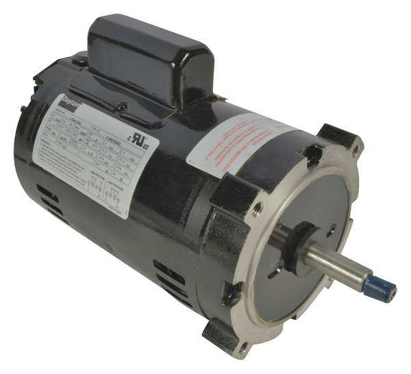 Pump Parts Motors By Dayton