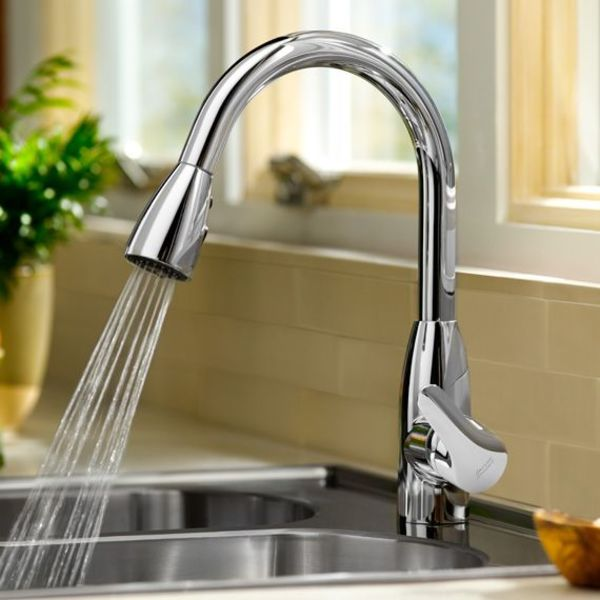 american standard kitchen faucet 2 2 gpm 8 15 16in spout