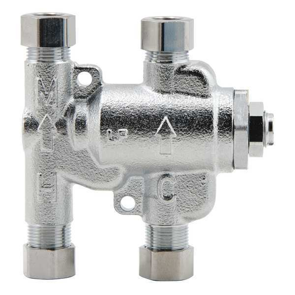 Watts Thermostatic Mixing Valve: Thermostatic Mixing Valve By Watts