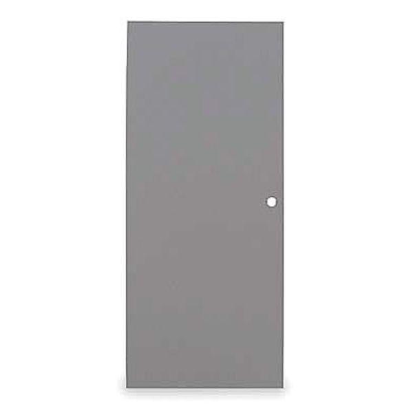 ceco flush steel door 84x36 in 16 ga chmd x fl30 70 x