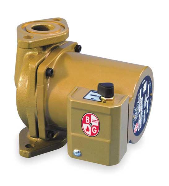 bell  u0026 gossett hot water circulator pump  nbf series nbf
