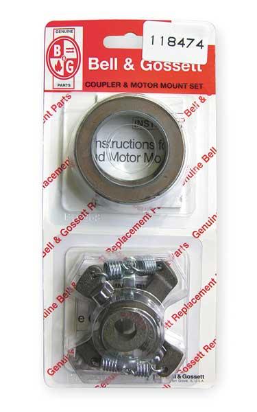 Bell gossett coupler motor mount for 4rd13 4rd14 for Bell gossett motors