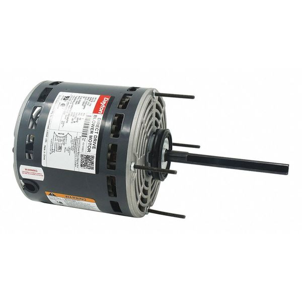 psc direct drive blower motors 3 4 hp oao by dayton