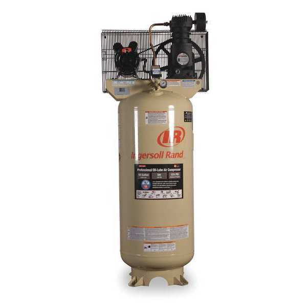Ingersoll rand electric air compressor 1 stage ss5l5 for Ingersoll rand air compressor electric motor