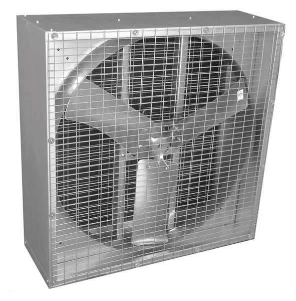 Agricultural exhaust fans direct drive by dayton for Dayton direct drive fan motor