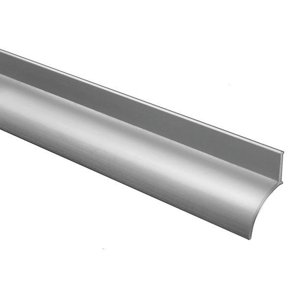 Value Brand Drip Door Edge, Aluminum, 40 In 17-40