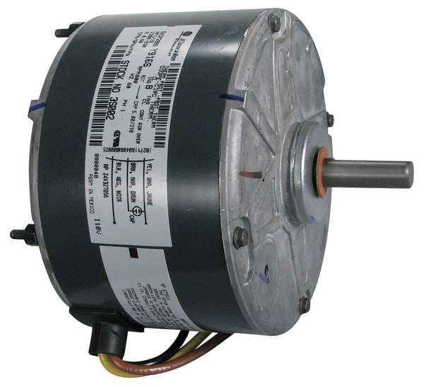Oem replacement condenser fan motors psc tenv by genteq for Compressor fan motor replacement