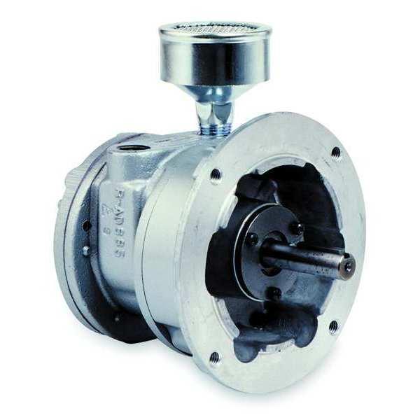 Gast Air Motor 4 Hp 128 Cfm 3000 Rpm 6am Nrv 251