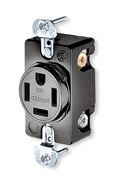 Plugs And Receptacles By Hubbell Wiring Device