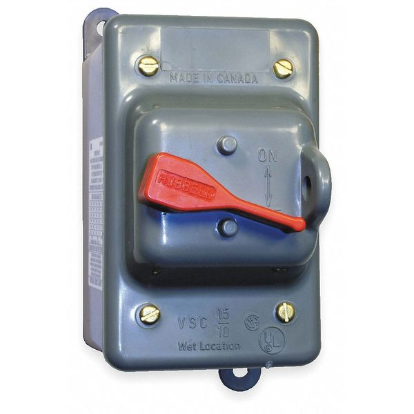 Hubbell wiring device kellems manual motor switch 30a for Manual motor starter switch