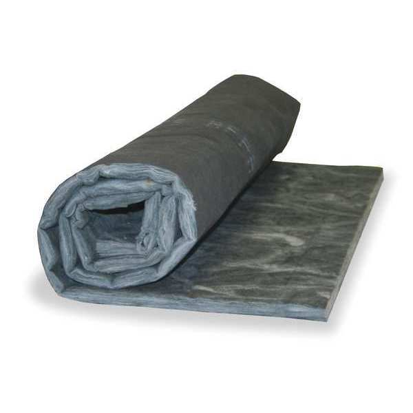 Sound Absorbing Insulation : Sound seal duct liner noise absorbing in thick dl