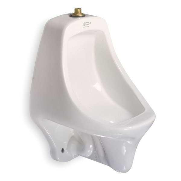 american standard siphon jet urinal wall 0 5 gpf. Black Bedroom Furniture Sets. Home Design Ideas