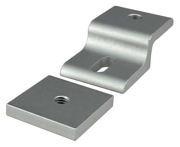 T slotted extruded aluminum rail accessories by